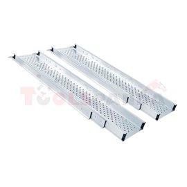 Телескопична алуминиева рампа-118см - MEVA