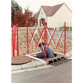 Разтегателна ограда - MEVA