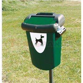 Кош за кучешки ексременти RETRIEVER 35 л - MEVA