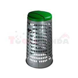 Пластмасова стойка за чували 120 л - MEVA