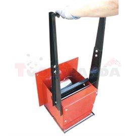 Ръчна преса за метални кутии - MEVA