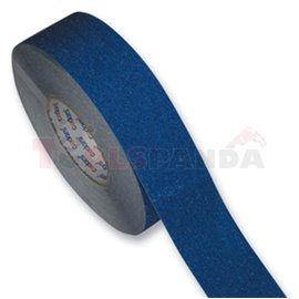 Лента срещу подхлъзване - синя 50 mm х 18,3 m - MEVA