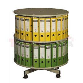 Рафтове за класиране на документи 80x870 mm - MEVA