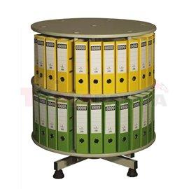 Рафтове за класиране на документи 80x1220 mm - MEVA