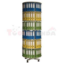 Рафтове за класиране на документи 80x2270 mm - MEVA