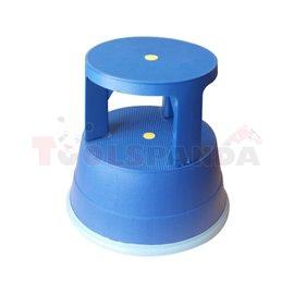 Стойка TWIN STEP синя - MEVA