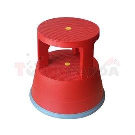 Стойка TWIN STEP червена - MEVA