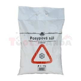 Промишлена сол за насипване - 6кг. - MEVA