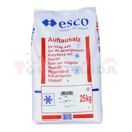 Промишлена сол за насипване - 25кг. - MEVA