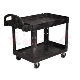 Полипропиленова количка с рафтове - MEVA