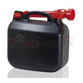 Пластмасова туба за гориво 5l - MEVA