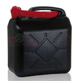 Пластмасова туба за гориво 10l - MEVA