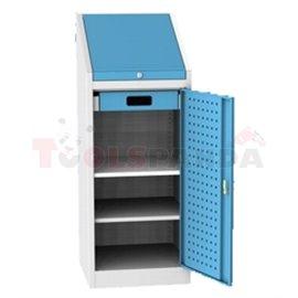 Шкаф за работилница с плот | MEVA