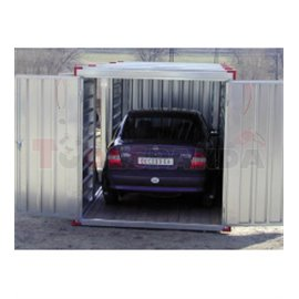 Мобилен гараж - 5000 x 2200 x 2200 mm - MEVA