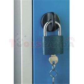 Въртяща се ключалка - цилиндрична - MEVA