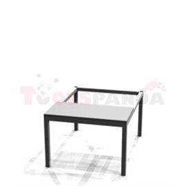 Пейка за съблекалня - 375 x 1200 x 800 мм - MEVA