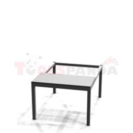 Пейка - двукрилен гардероб -375 x 500 x 800мм - MEVA