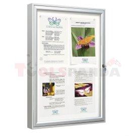 Външни витрини TRADITION и KLASIK, 750 x 550 mm - MEVA