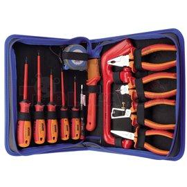Комплект инструменти VDE BI в калъф - UNIOR