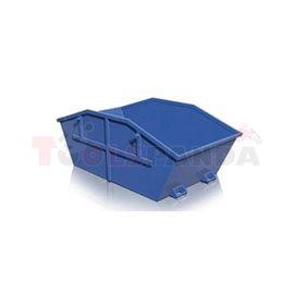 Контейнер вана 5,5 куб.м - MEVA