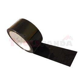 Лепяща лента черна,50 mm х 66 m - MEVA
