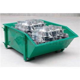 Наклоняем контейнер - MEVA
