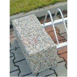Страничен бетонен елемент на стойки тип 7124 и 7123 - MEVA