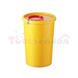 Съдове за медицински отпадъци 2л - MEVA