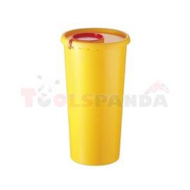Съдове за медицински отпадъци 2,5л - MEVA