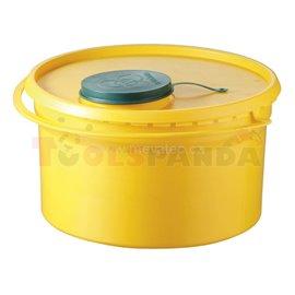 Съдове за медицински отпадъци 5л - MEVA