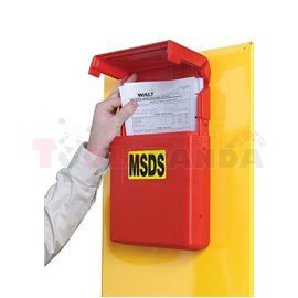 Пощенска кутия от пластмаса - MEVA