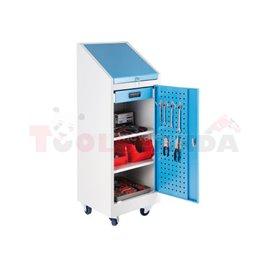 Шкаф за работилница с плот - MEVA