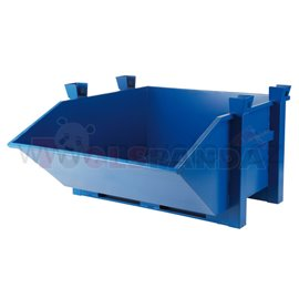 Наклоняем контейнер за високомощна експлоатация - MEVA