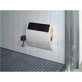 Отопление конвектор 3 kW с термостат - MEVA