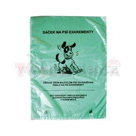 Торбичка за кучешки екскременти 1 брой - MEVA