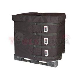 Подгряващо покривало за IBC контейнер 3 термостата - MEVA