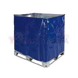 Водоустойчив PVC капак за IBC контейнер - MEVA