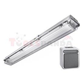 Осветление с ключ 2 x 58 W - MEVA