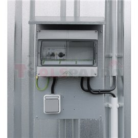 Защитен шкаф IP54 - MEVA
