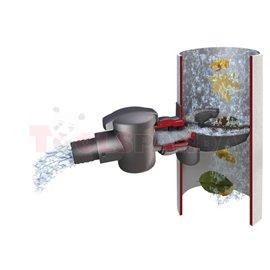 Колектор за дъждовна вода с филтър – бърз монтаж - MEVA