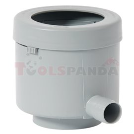 Колектор за дъждовна вода с филтър automat de luxe - MEVA