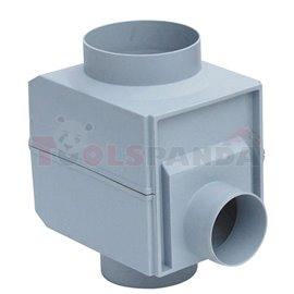 Колектор за дъждовна вода със самопочистващ филтър - MEVA