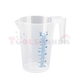 Пластмасова мерителна кана 0,5л - MEVA