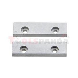 Резервни алуминиеви челюсти за арт. 721/6 и 721Q/6 - UNIOR