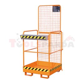 Защитна клетка за високоподемни колички (монтажни площадки) - MEVA