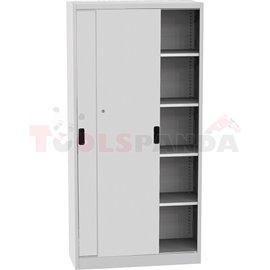 Универсален шкаф с плъзгащи се врати - MEVA