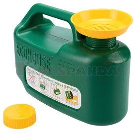 Съд за използвано олио в кухнята 5,5 л – Ecohouse Light - MEVA