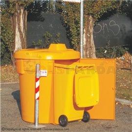 Резервоар за използвано готварско олио 240 л – Oliv Box - MEVA