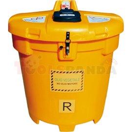 Резервоар за използвано готварско олио 500 л – Oliv Box - MEVA