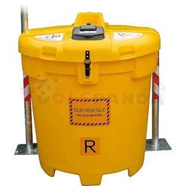 Резервоар за използвано кухненско олио 800 л - MEVA